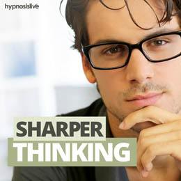 Sharper Thinking Cover