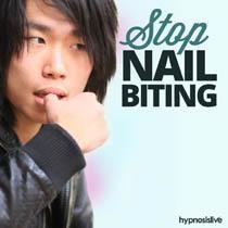 Stop Nail Biting Cover