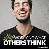 Stop Worrying What People Think Cover