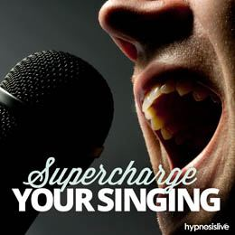 Supercharge Your Singing Cover