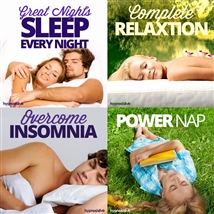 Save money! This bundle contains the Great Night's Sleep Every Night session!