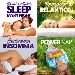 The Superior Sleep Hypnosis Bundle Image