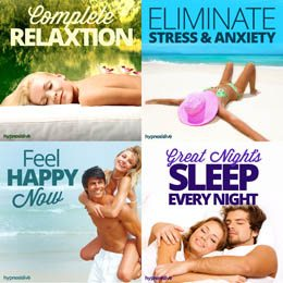 The Total Relaxation Hypnosis Bundle Image