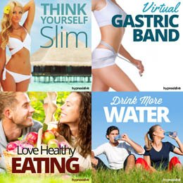 The Ultimate Weight Loss Hypnosis Bundle Image