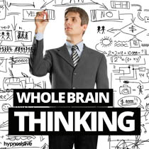 Whole Brain Thinking Cover
