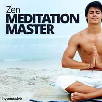 Zen Meditation Master Cover